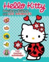 Hello kitty descubre y diviertete con los animales
