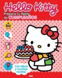 Hello kitty prepara tu fiesta de cumpleaños