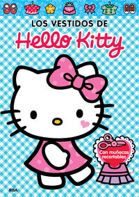 Vestidos de hello kitty,los