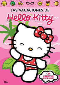 Vacaciones de hello kitty,las