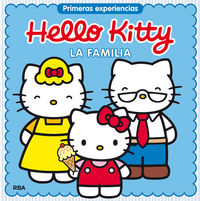 Familia de hello kitty,la