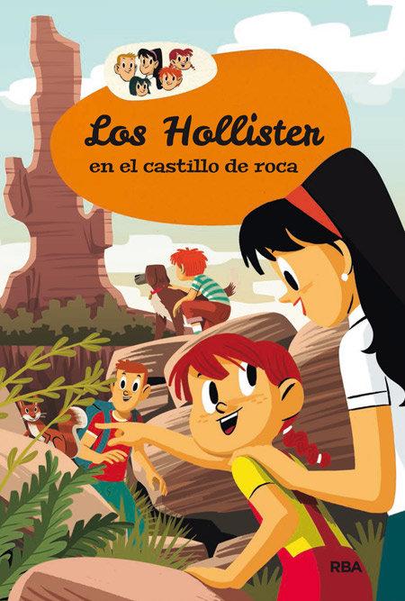 Hollister 3 en el castillo de roca