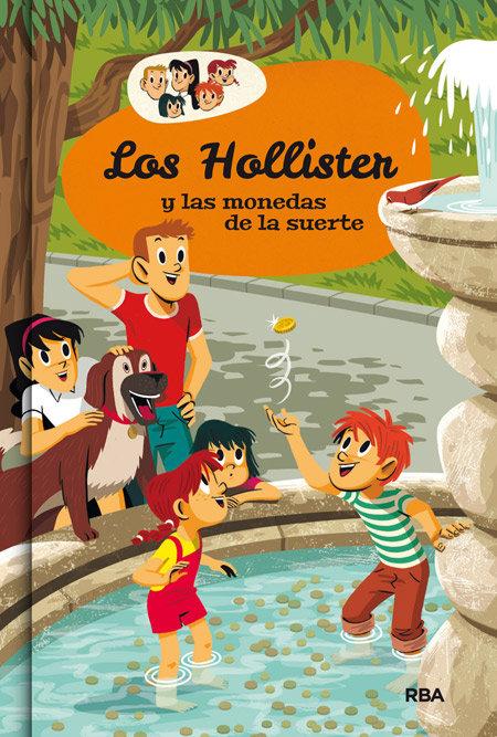 Hollister 4 y las monedas de la suerte