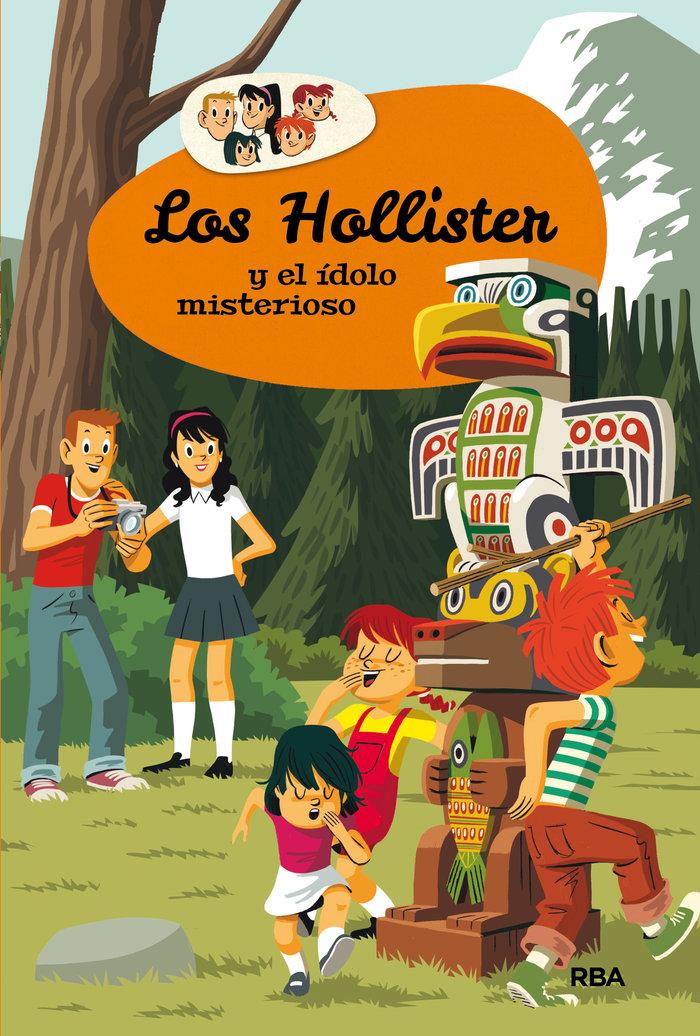 Hollister 5 los hollister y el idolo misterioso