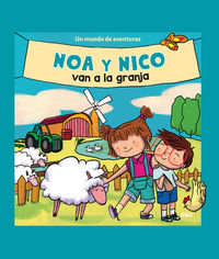 Noa y nico 2 van a la granja
