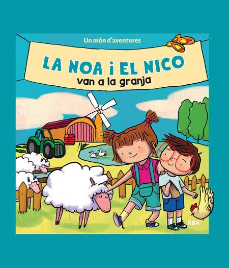 Noa i el nico van a la granja,la