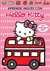 Aprende ingles con hello kitty