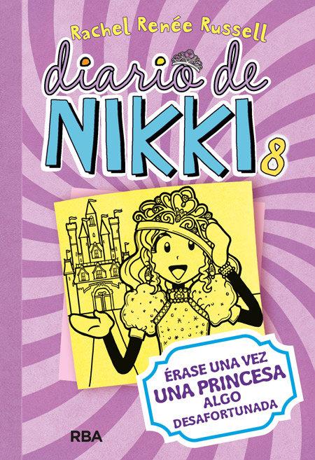 Diario de nikki 8 erase una vez una princesa algo desafortu