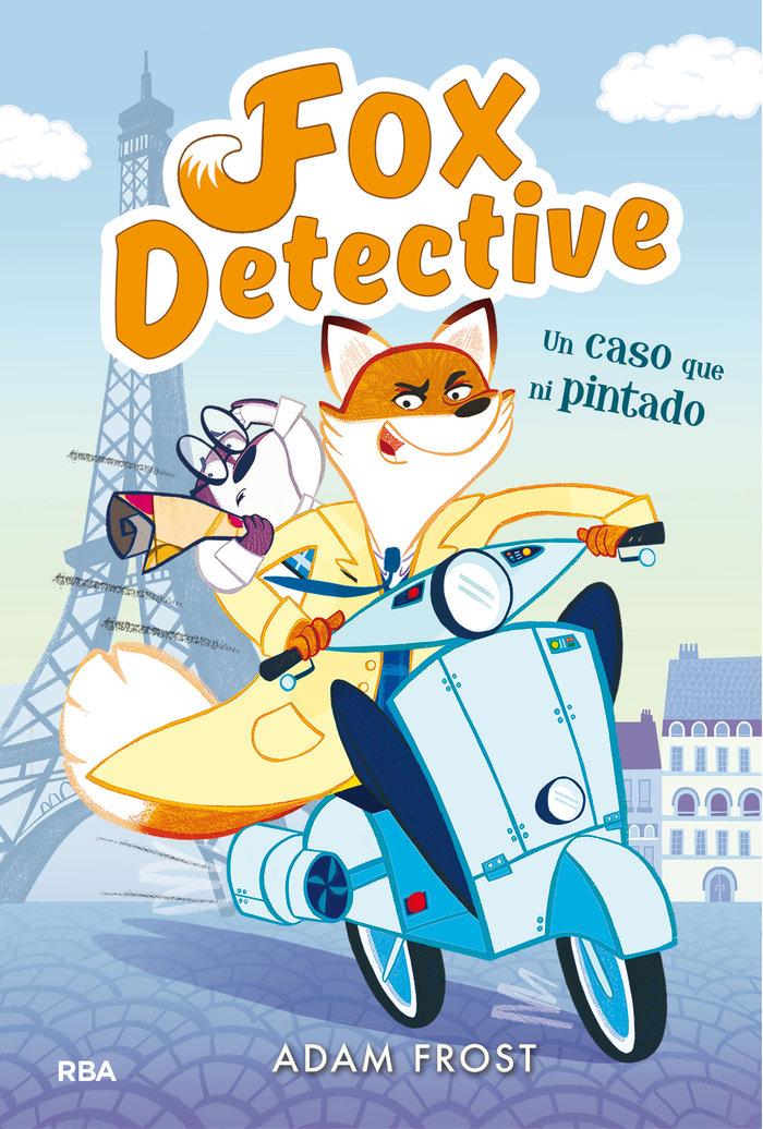 Fox detective 1 un caso que ni pintado