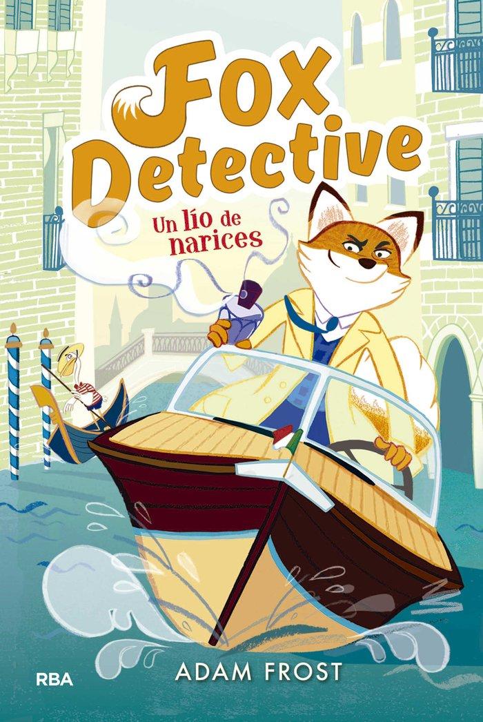 Fox detective 2 un lio de narices