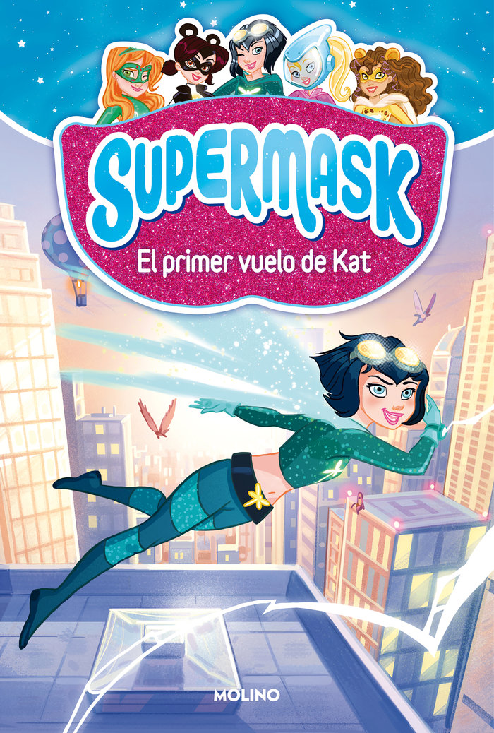 Supermask 1 el primer vuelo de kat