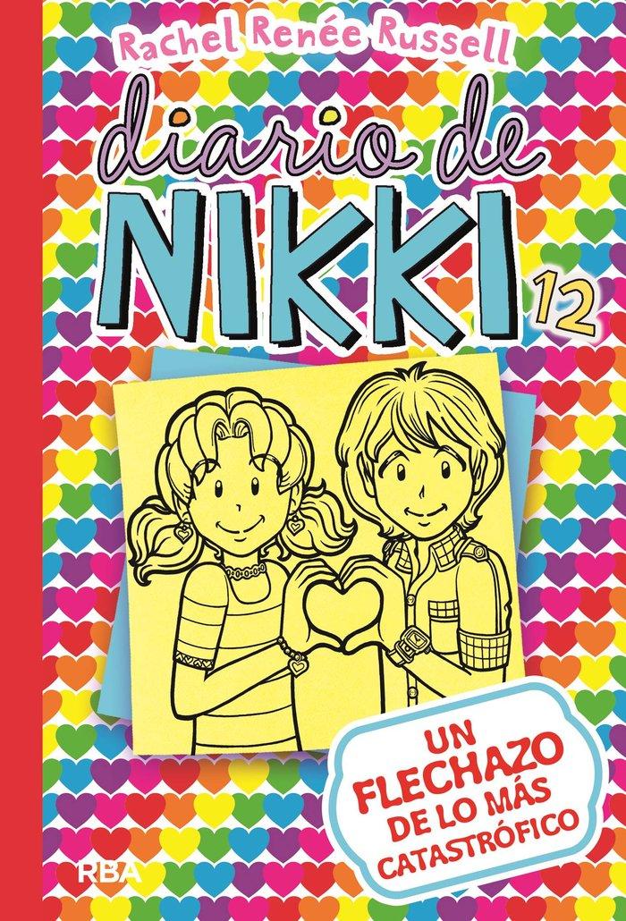 Diario de nikki 12 un flechazo de lo mas catastrofico