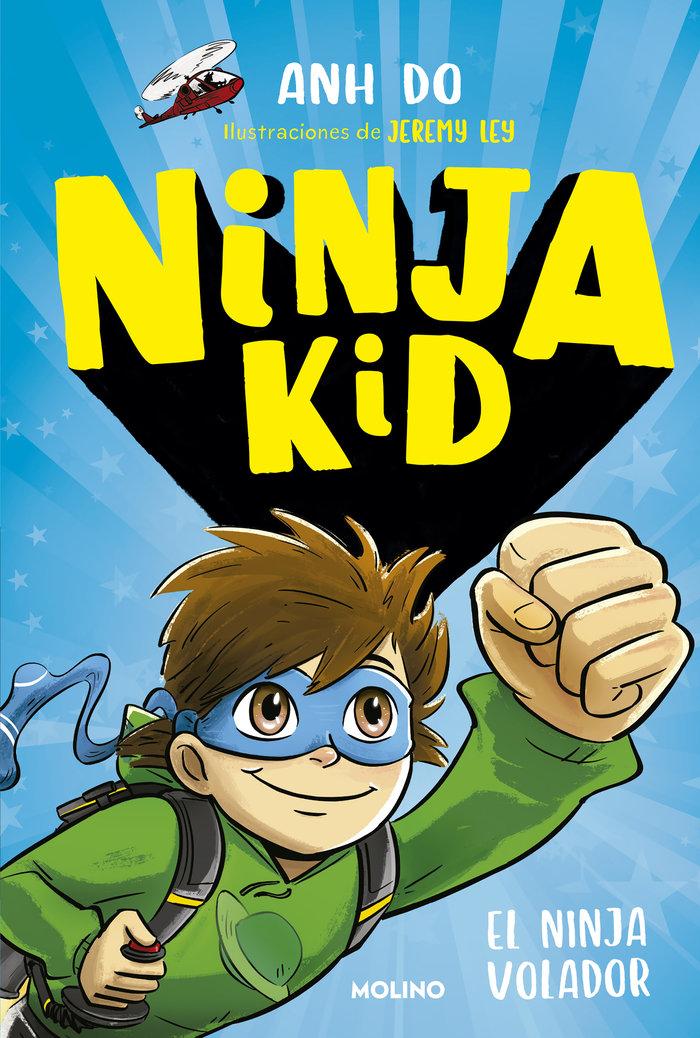 Ninja kid 2 el ninja volador