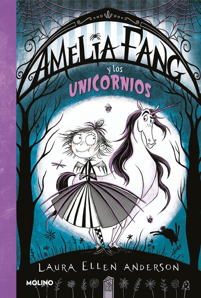 Amelia fang 2 y los unicornios