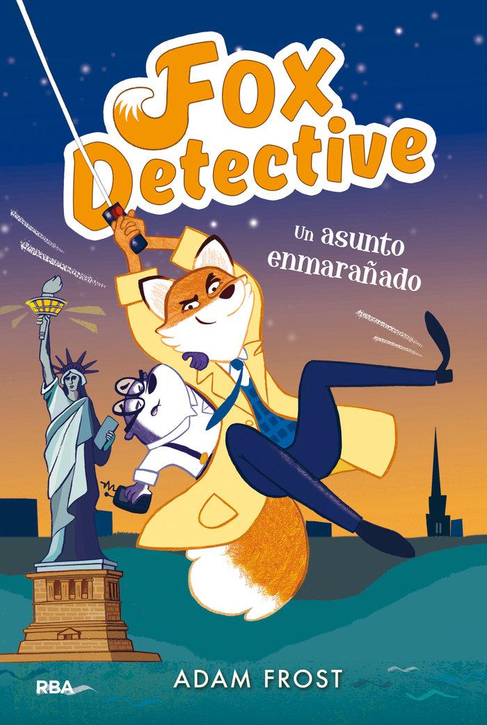 Fox detective 3 un asunto enmarañado
