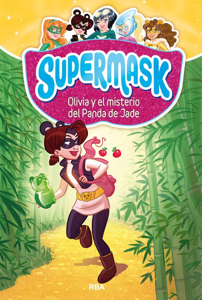 Supermask 2 olivia y misterio panda jade