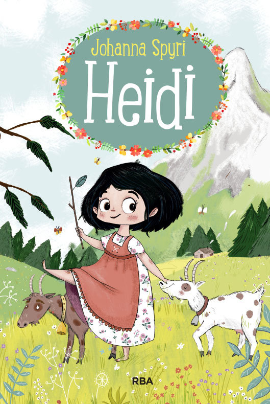 Heidi 1 la niña de los alpes