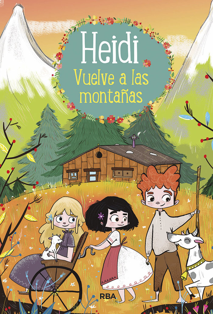 Heidi 2 vuelve a las montañas