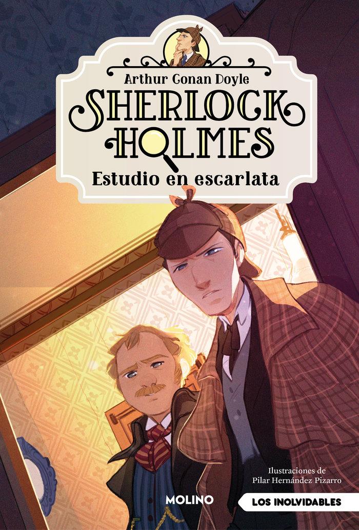 Sherlock holmes 1 estudio en escarlata