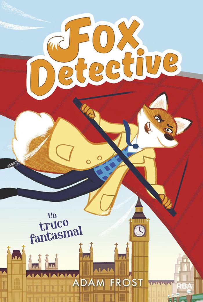 Fox detective 5 un truco fantasmal