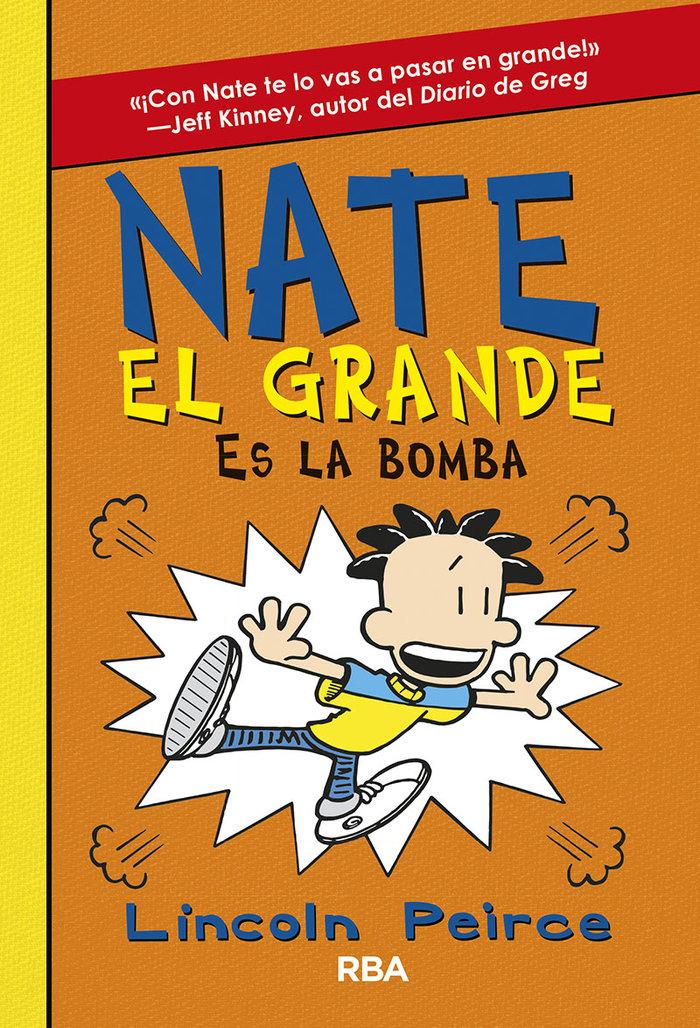 Nate el grande 8 es la bomba