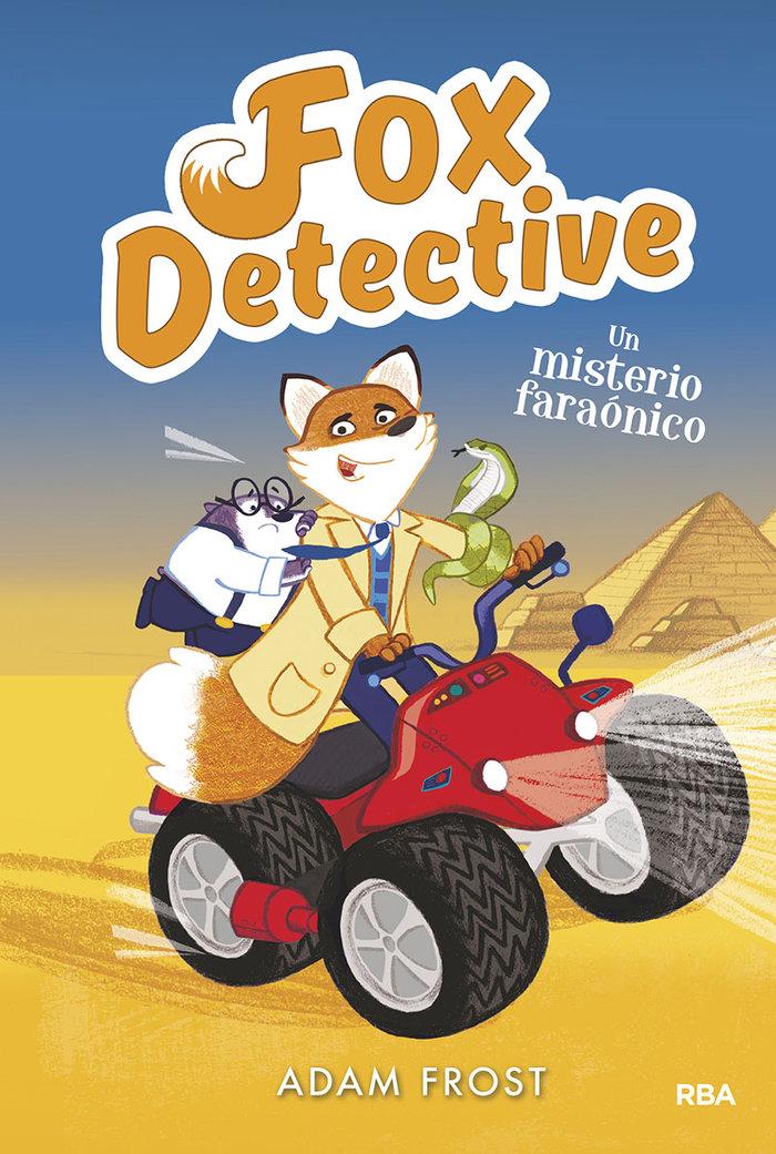 Fox detective 6: un misterio faraonico