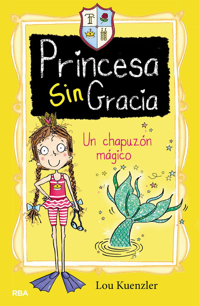 Princesa singracia 3 un chapuzon magico