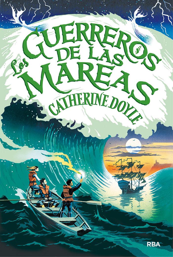 Guerreros de las mareas guardian de las tormentas 2