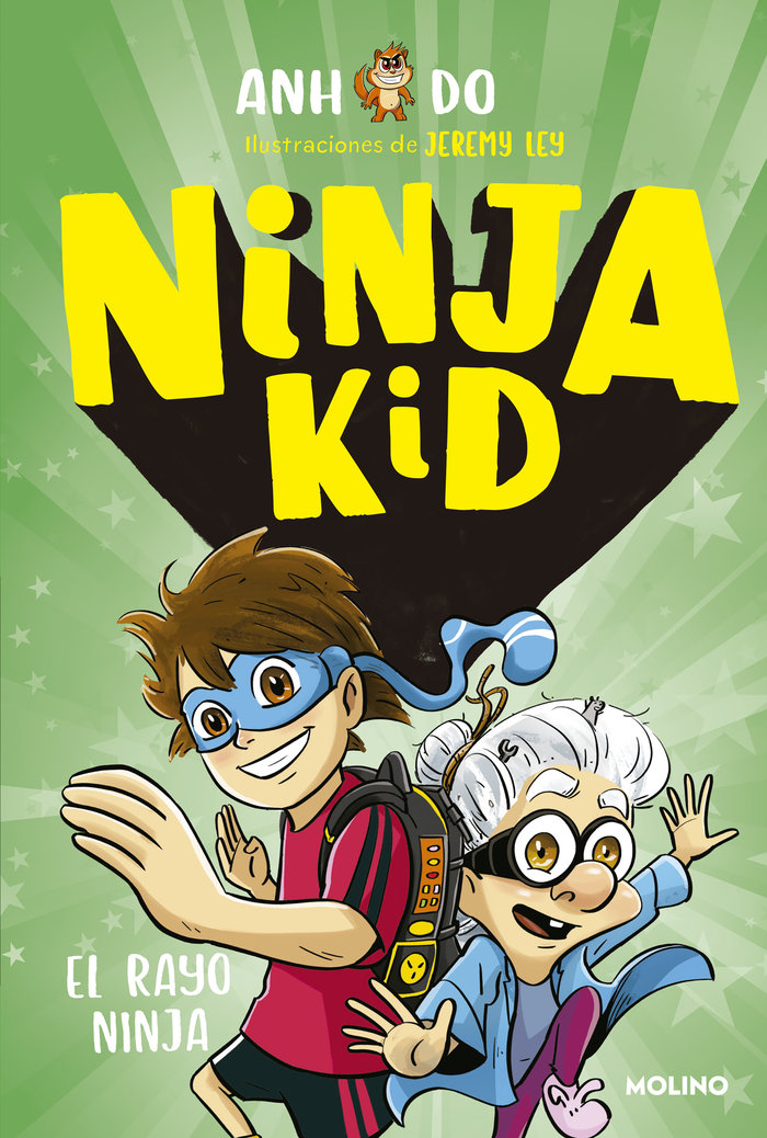 Ninja kid 3 el rayo ninja