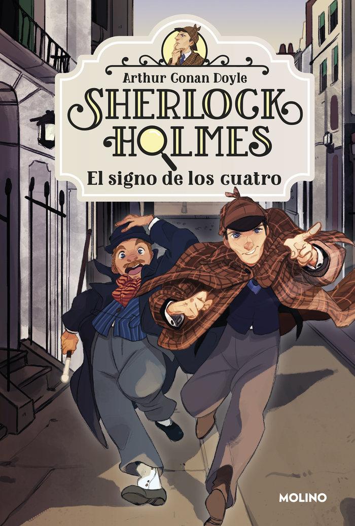 Sherlock holmes 2 el signo de los cuatro
