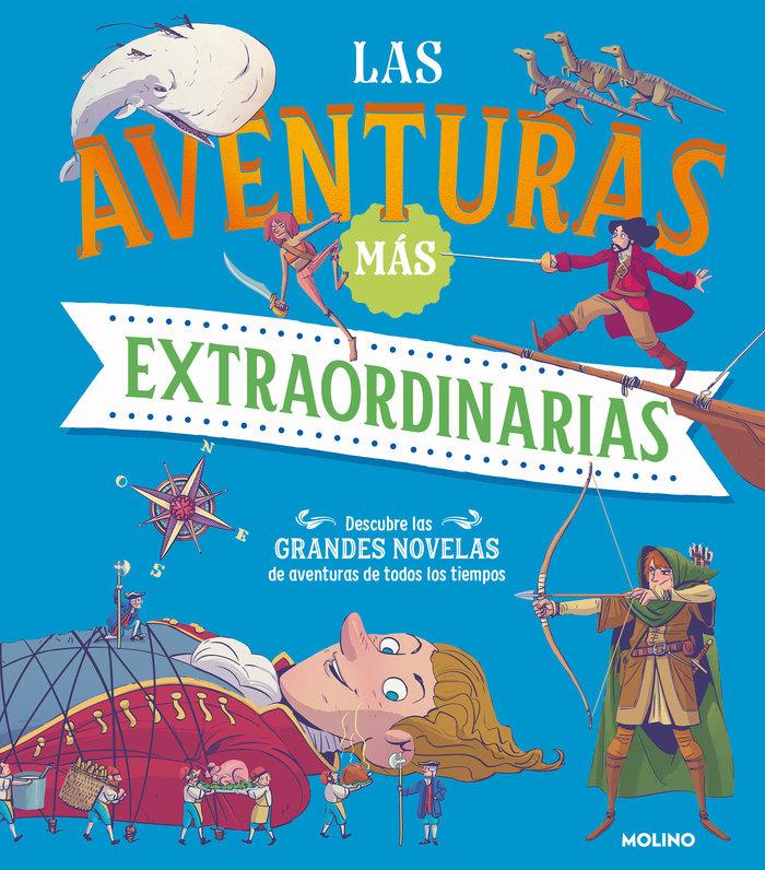 Las aventuras mas extraordinarias