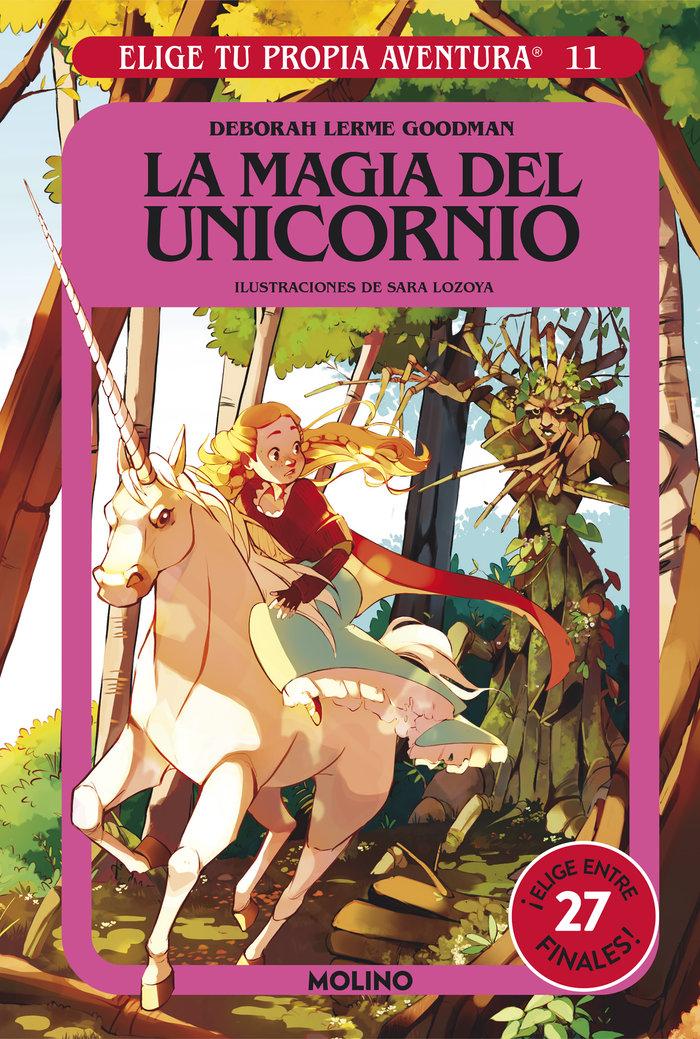 Elige tu propia aventura 11 la magia del unicornio