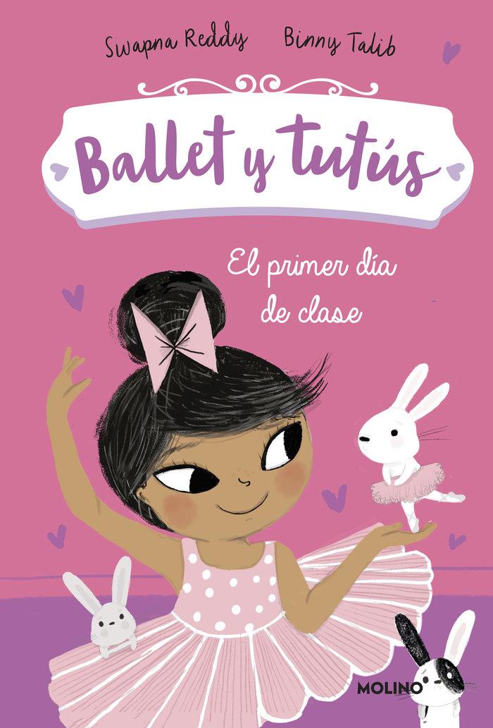 Ballet y tutus el primer dia de clase