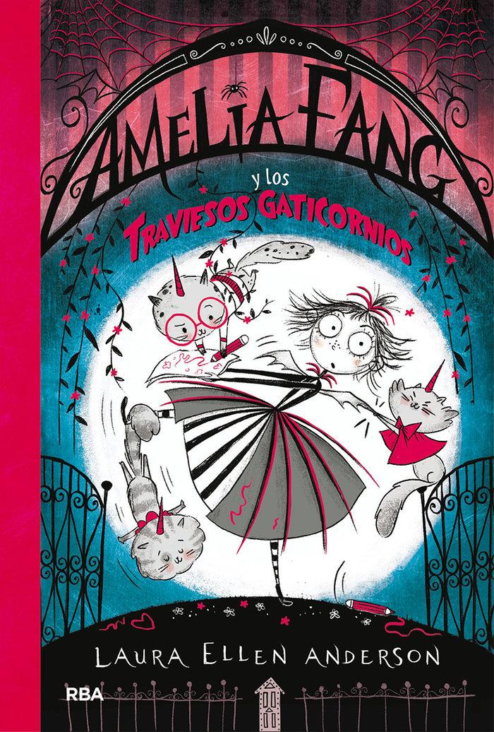 Amelia fang 6 amelia fang y los gaticor