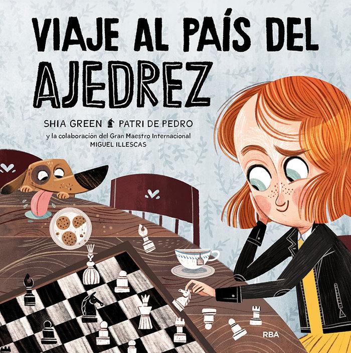 Viaje al pais del ajedrez album