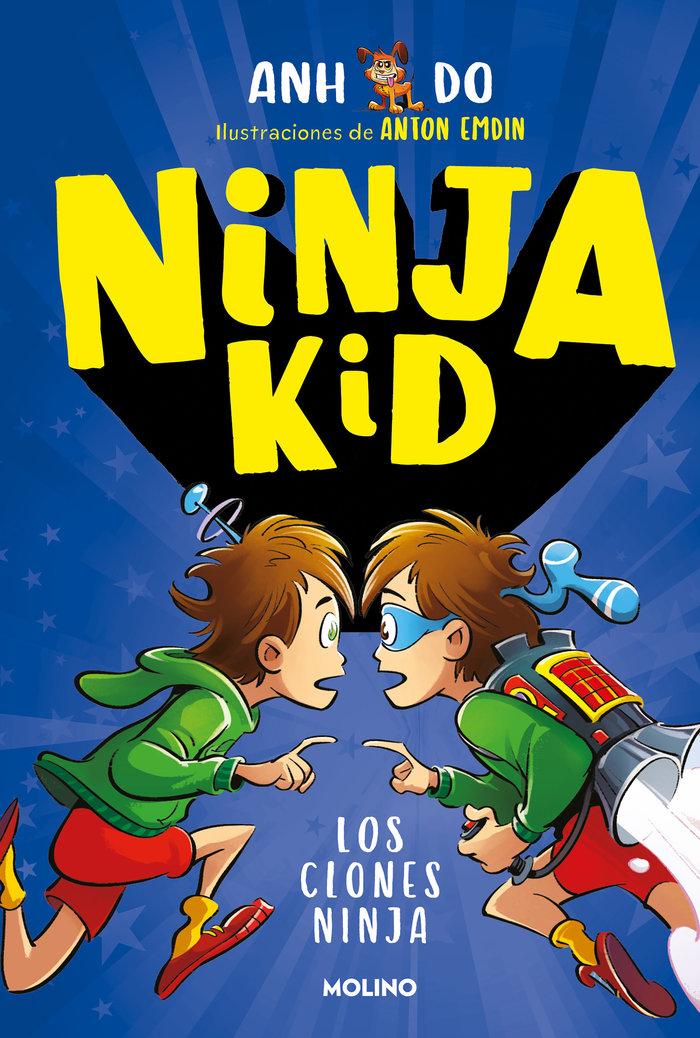 Ninja kid 5 los clones ninja