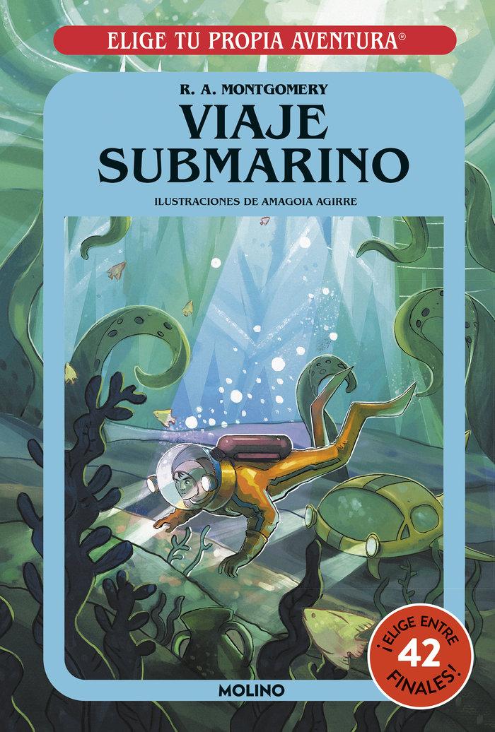 Viaje submarino