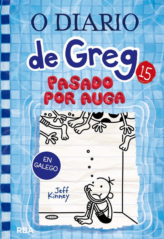 Diario de greg 15 gallego