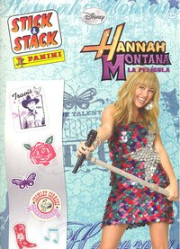 Hannah montana la pelicula stick stack
