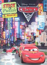 Cars 2 (stick & puzzle)