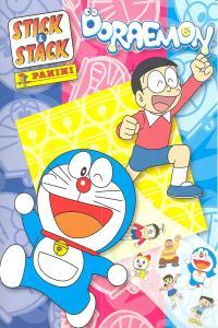 Doraemon stick stack