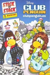 Club penguin stick stack
