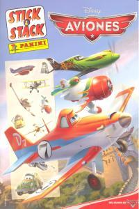 Aviones stick & stack