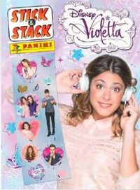 Violetta disney 196 stick stack