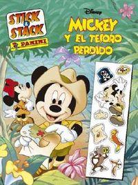Mickey y sus amigos stick stack