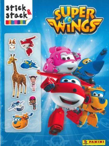 Super wings stick stack