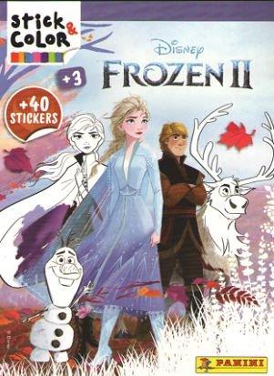 Frozen movie ii stick color