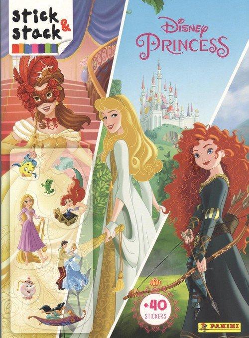Stick & stack princess