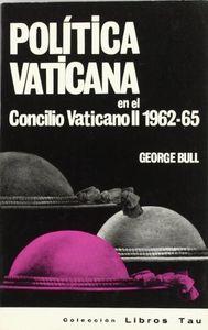Politica vaticana concilio vaticano