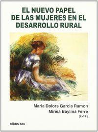 Nuevo papel mujeres en desarrollo rural
